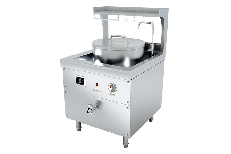 commercial induction soup cooker