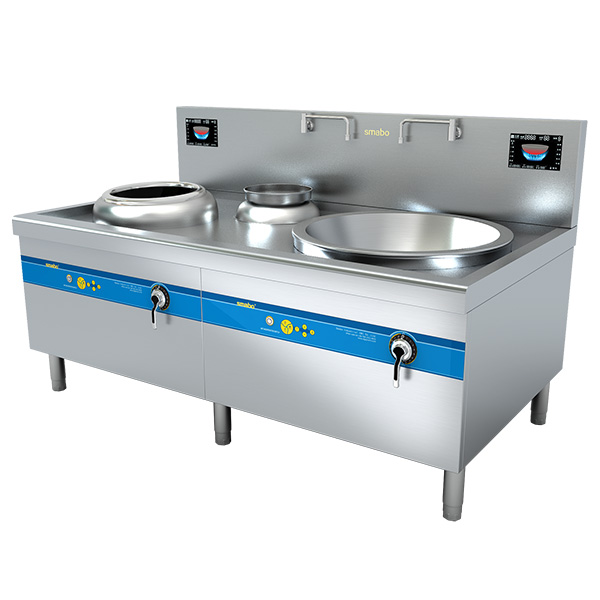 Pioneer in the commercial induction cooker manufacturing industry