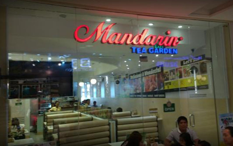 Commercial kitchen solutions in Philippines: Mandarin Tea Garden