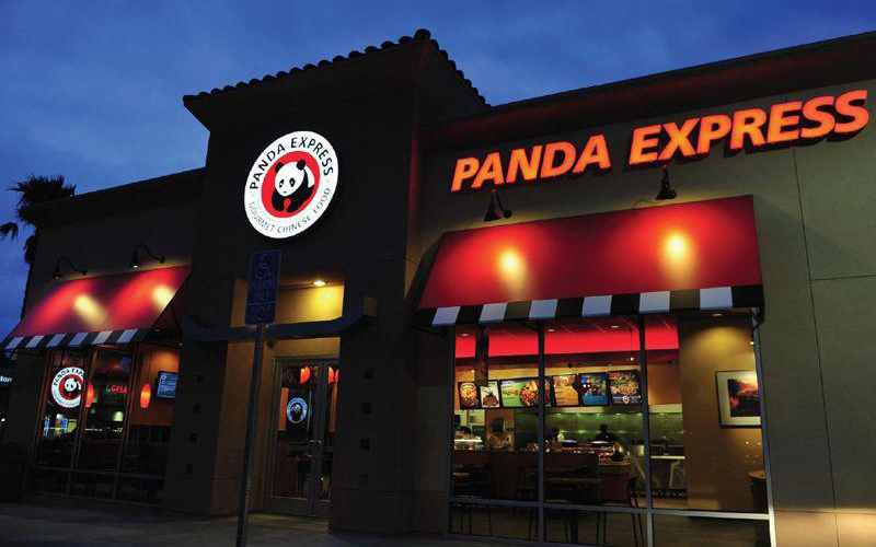 The loyal partner of Lestov induction cookers: Panda Express