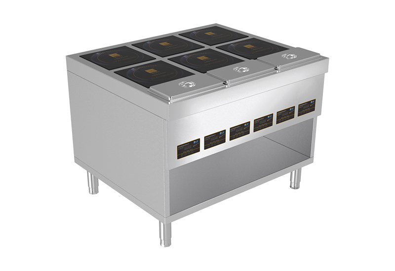 customized Lestov induction cooker