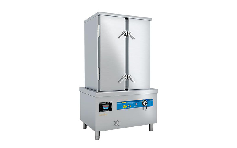 commercial food & rice steamer