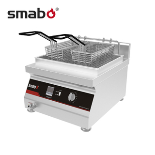 Commercial Induction Deep Fryer, Induction Stoves   Burners ...