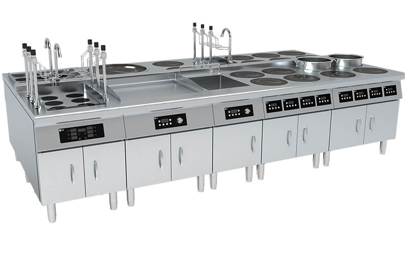 7 Key Elements for Developing a Commercial Kitchen