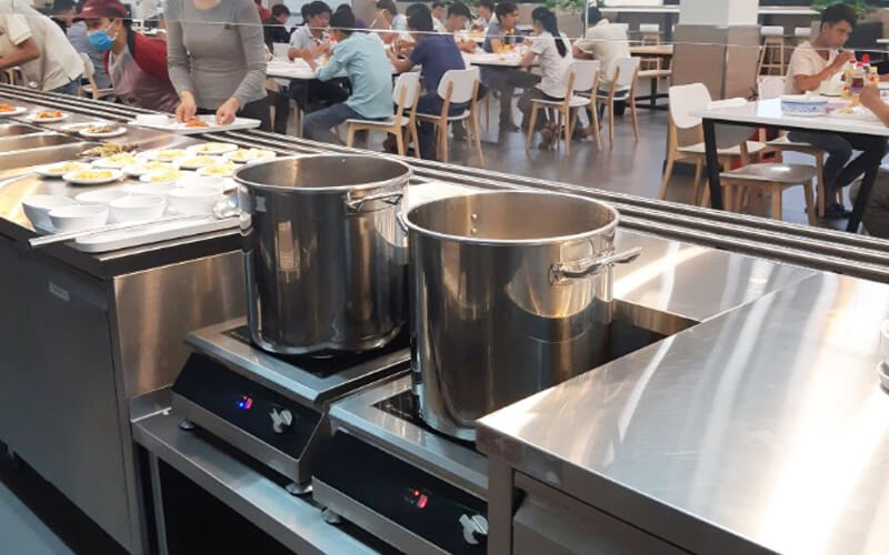 Why install commercial induction cooktops to commercial restaurants?