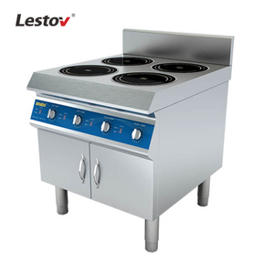380v Four Burners commercial Induction range